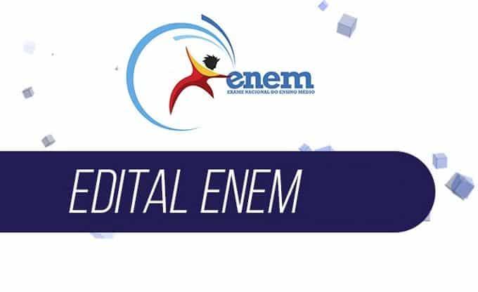Edital ENEM 2022